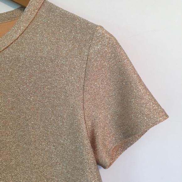 Sparkle short sleeve